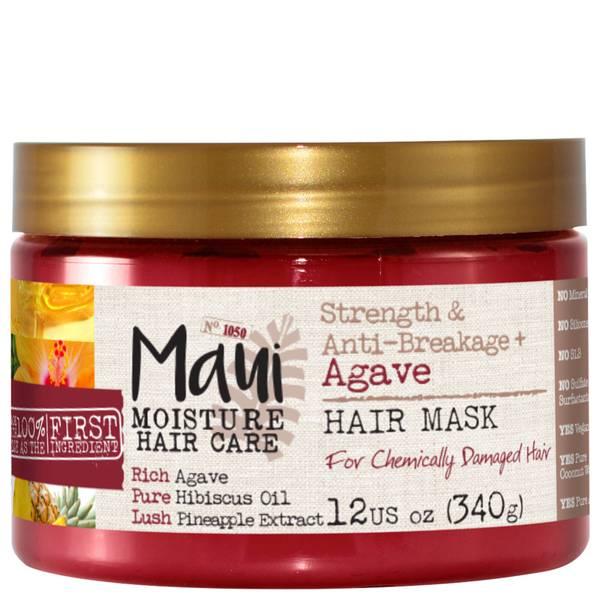 Maui Moisture Strength and Anti-Breakage+ Agave Hair Mask 340g