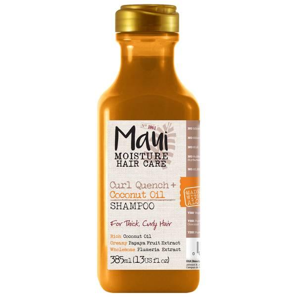 Maui Moisture Curl Quench+ Coconut Oil Shampoo 385ml