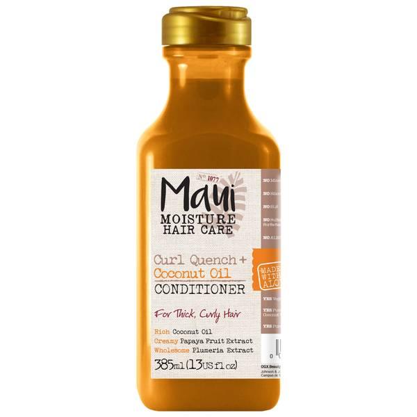 Maui Moisture Curl Quench+ Coconut Oil Conditioner 385ml