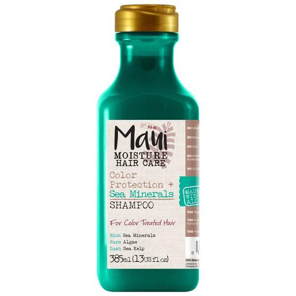 Maui Moisture Colour Protection+ Sea Minerals Shampoo 385ml