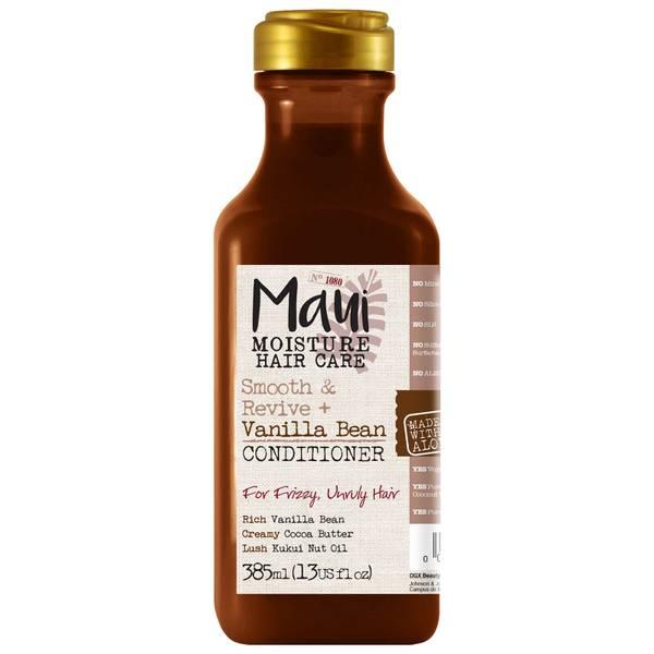 Maui Moisture Smooth and Revive+ Vanilla Bean Conditioner 385ml