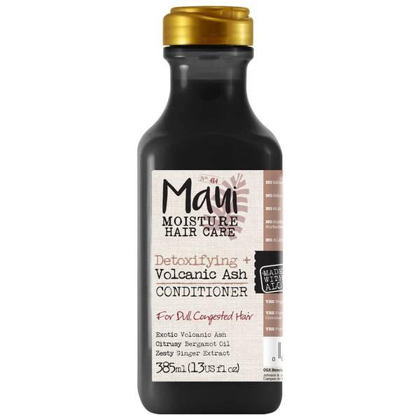 Maui Moisture Detoxifying+ Volcanic Ash Conditioner 385ml