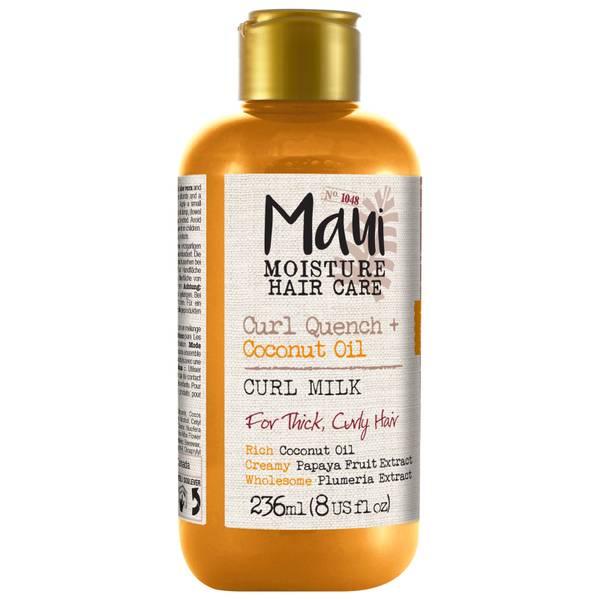 Maui Moisture Curl Quench+ Coconut Oil Curl Milk 236ml