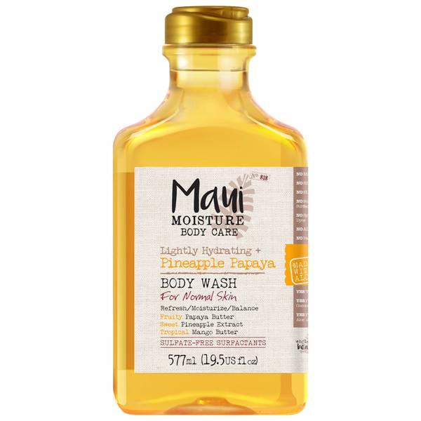 Maui Moisture Lightly Hydrating+ Pineapple Papaya Body Wash 577ml