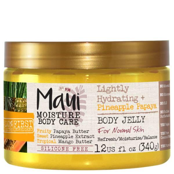 Maui Moisture Lightly Hydrating+ Pineapple Papaya Body Gel 340g