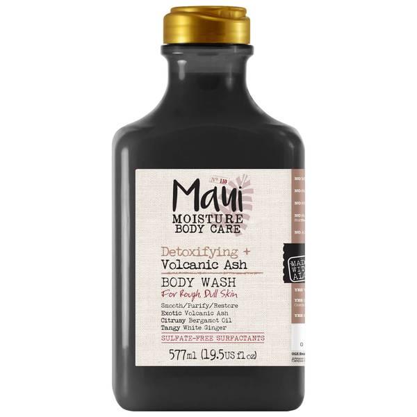 Maui Moisture Detoxifying+ Volcanic Ash Body Wash 577ml