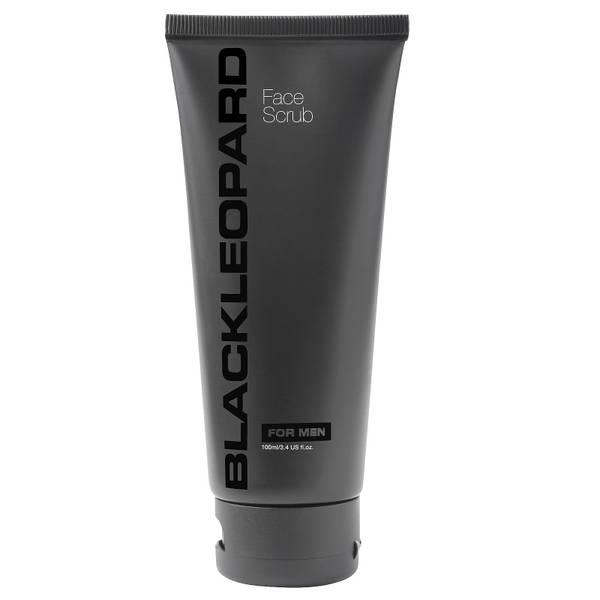 Black Leopard Face Scrub 100ml