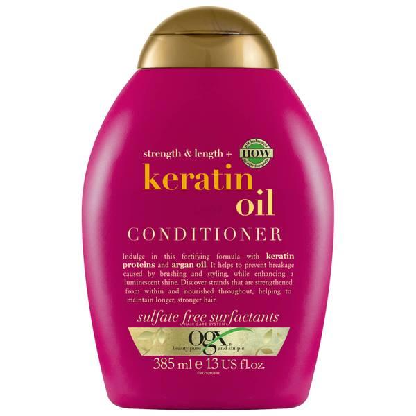 OGX Anti-Breakage+ Keratin Oil Conditioner 385ml