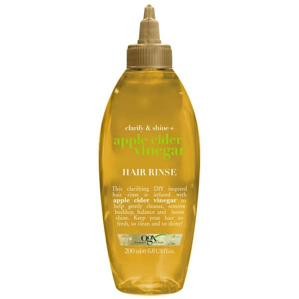 OGX Clarify & Shine+ Apple Cider Vinegar Hair Rinse 200ml