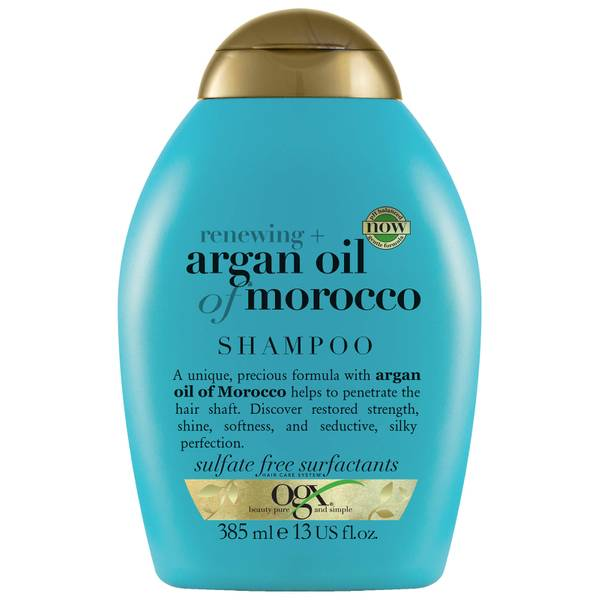 OGX Hydrate & Revive+ Argan Oil of Morocco Extra Strength Shampoo 385ml
