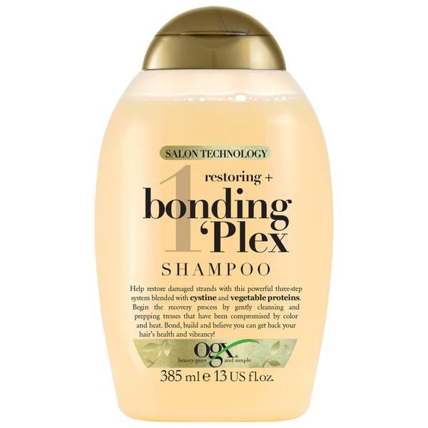 OGX Restoring+ Bonding Plex Shampoo 385ml