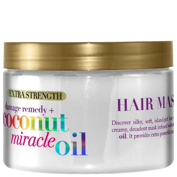OGX Damage Remedy+ Coconut Miracle Oil Hair Mask 168ml
