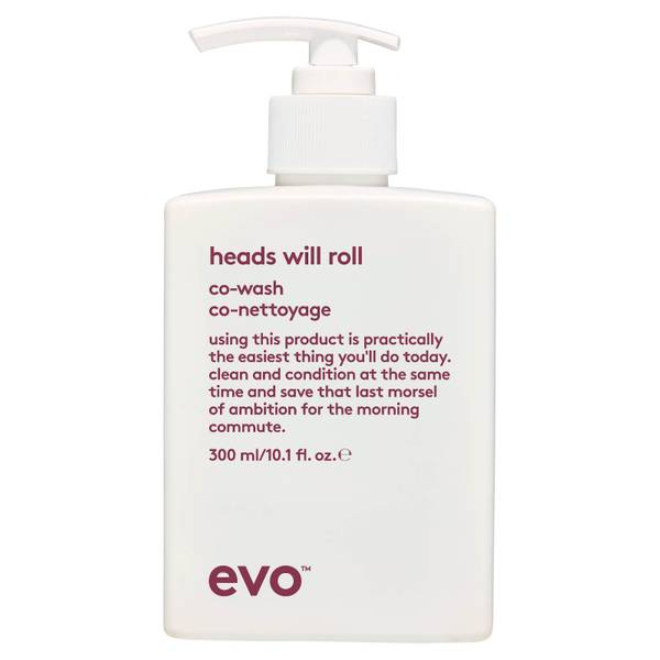 evo Heads will Roll Co-Wash 300ml