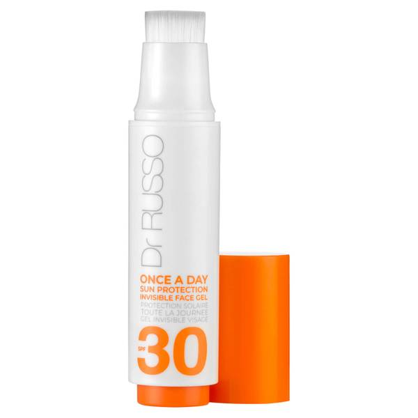 Dr. Russo Once a Day SPF30 Sun Protective Face Gel Tan Accelerator with Parfum 15ml