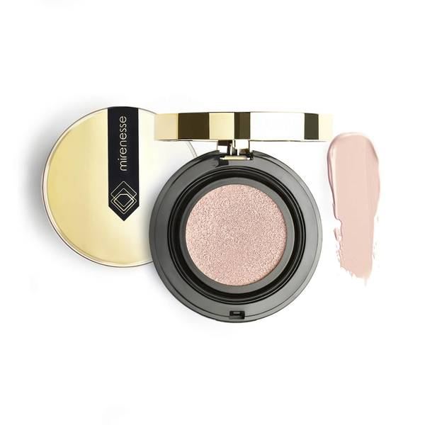 mirenesse 10 Collagen Cushion Compact Airbrush Foundation 15g (Various Shades)