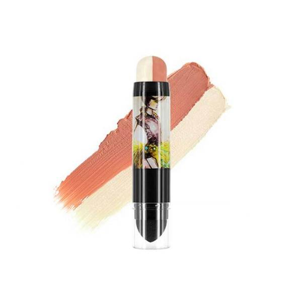 mirenesse Shona Art Stick up and Glow Cream Blush and Highlighter 7g (Various Shades)