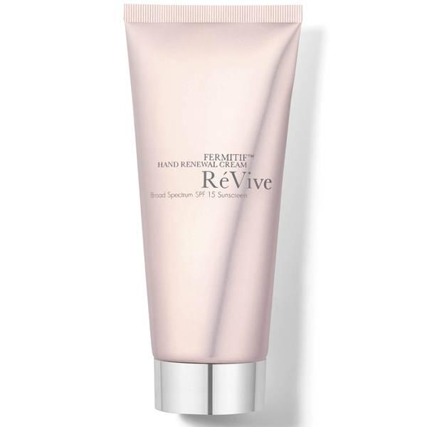 RéVive Fermitif Hand Renewal Cream Broad Spectrum SPF15 Sunscreen 100ml