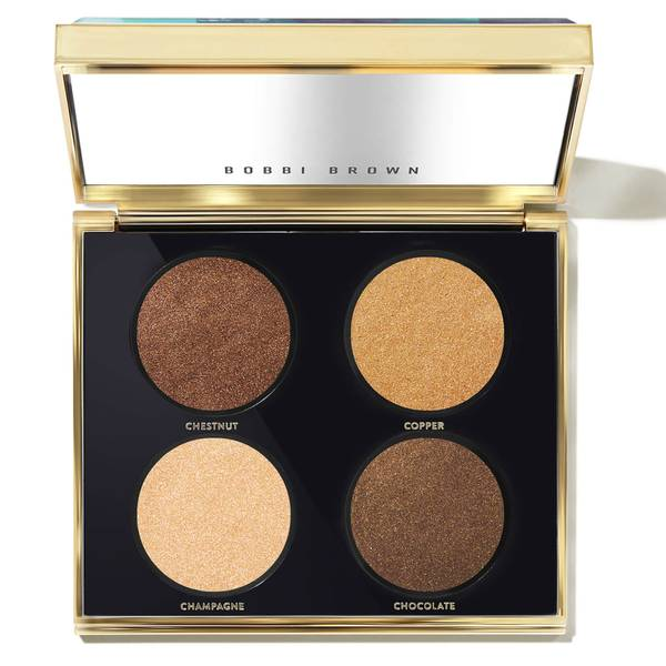 Bobbi Brown Luxe Encore Eye Shadow Palette Bronze 12g