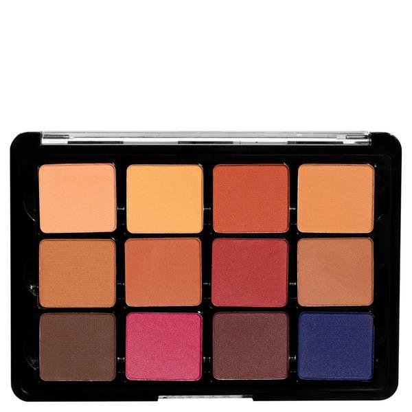 Viseart Palette 12 Paupières Eyeshadow Palette 14 Neutral Mattes Milieu