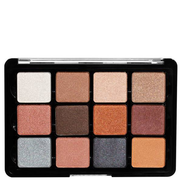 Viseart Palette 12 Paupières Eyeshadow Palette 05 Sultry Muse