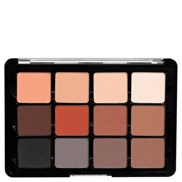 Viseart Palette 12 Paupières Eyeshadow Palette 01 Neutral Mattes