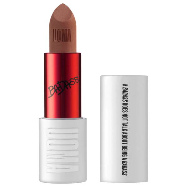 UOMA Beauty Badass Icon Concentrated Matte Lipstick 3.5ml (Various Shades)