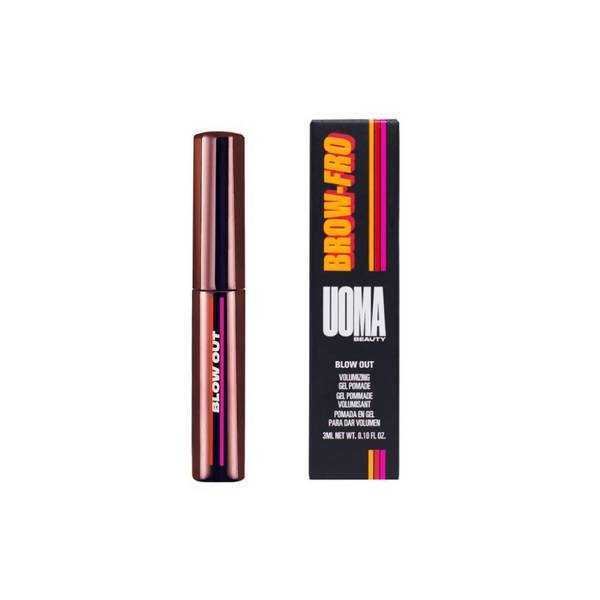 UOMA Beauty Brow Fro Blow Out Vol Gel 5ml (Various Shades)