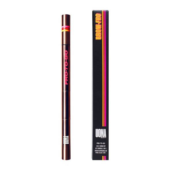 UOMA Beauty Brow Fro - Fro-to-Go Kit (Various Shades)
