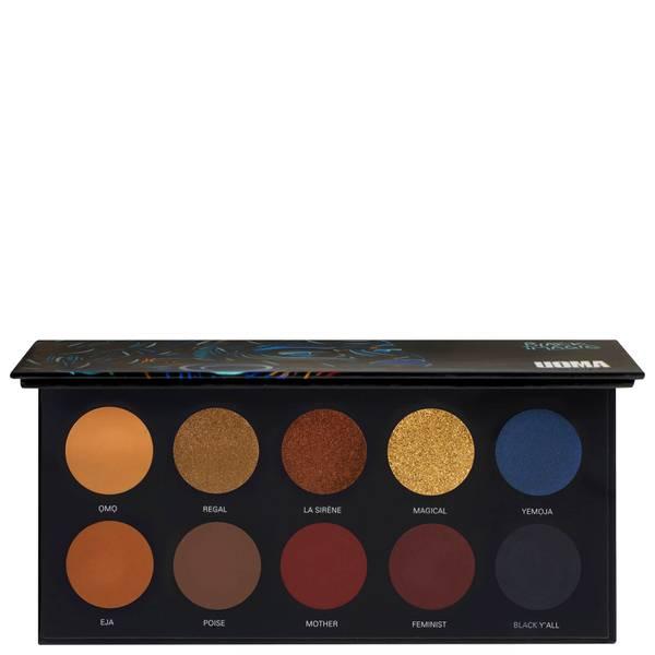 UOMA Beauty Black Magic Palette Colour Palette - Poise 10g