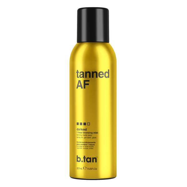 B.Tan Tanned AF…Self Tan Airbrush Mist 200ml