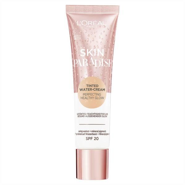 L'Oréal Paris Skin Paradise SPF20 Tinted Water-Cream 30ml (Various Shades)