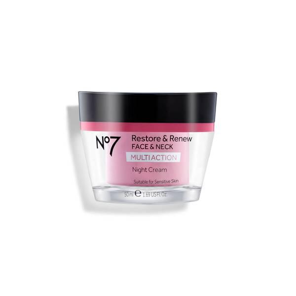 No7 Restore Renew Night Cream (1.69 fl. oz.)