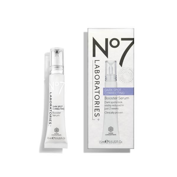 No7 Laboratories Dark Spot Correcting Booster Serum