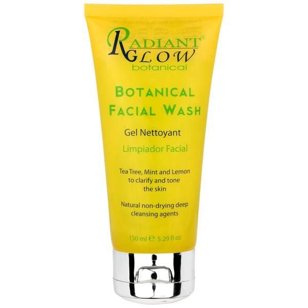 Radiant Glow Botanical Facial Wash 150ml