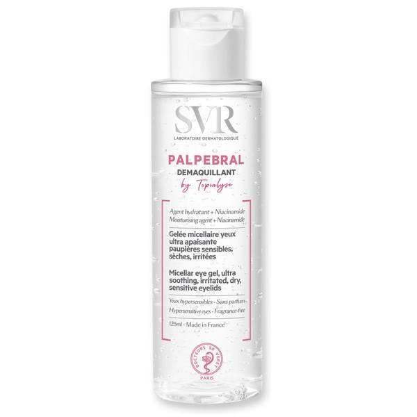SVR Palpebral Make-Up Remover for Sensitive Eyes 125ml
