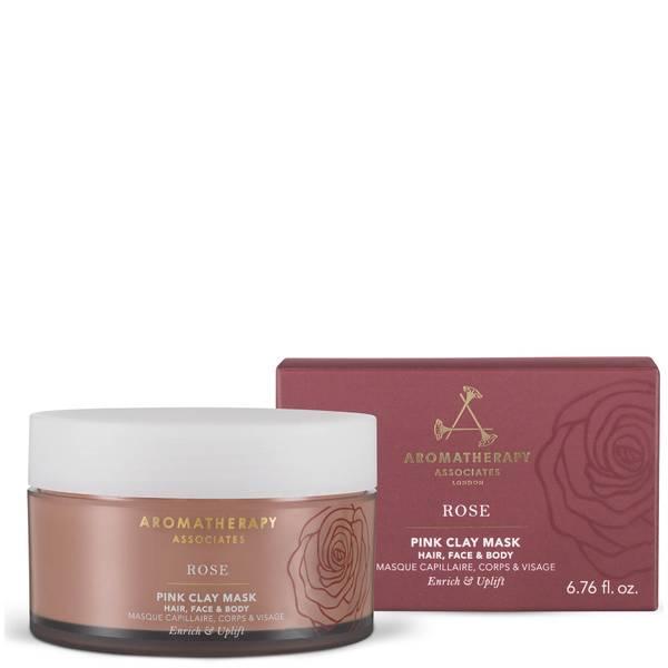Aromatherapy Associates Rose Pink Clay Mask 200ml