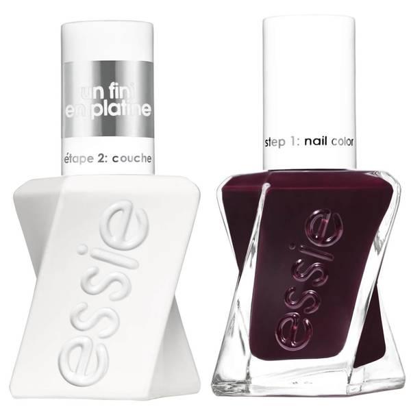 essie Gel Couture at Home Model Clicks Manicure Duo 2 x 13.5ml