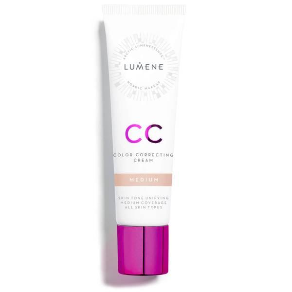 Lumene CC Color Correcting Cream - Medium 30ml