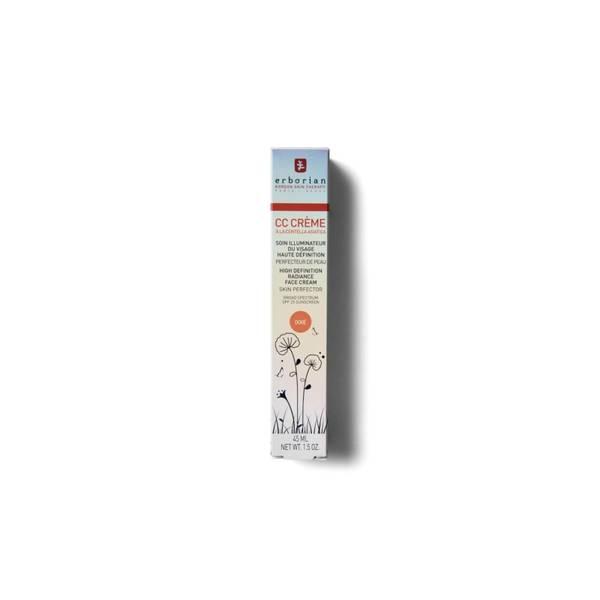 Erborian CC Cream - Golden 1.5 oz