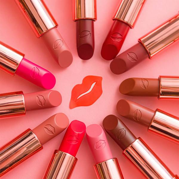 Revolution Satin Kiss Lipstick (Various Shades)