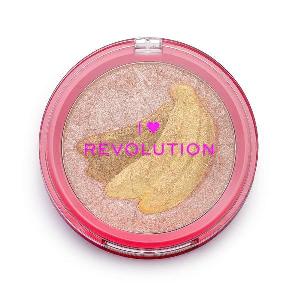 Revolution Fruity Highlighter - Banana