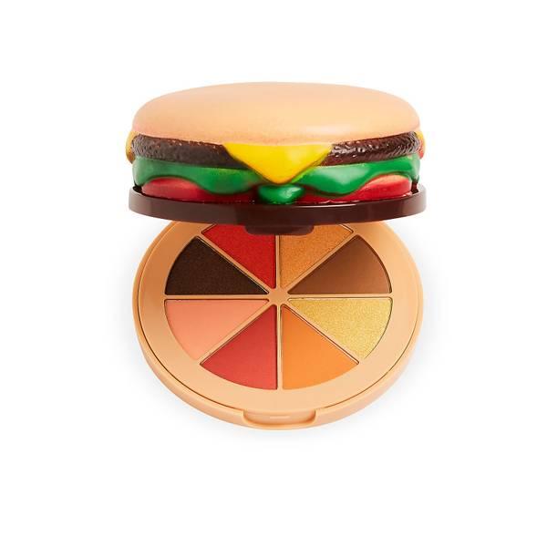 Revolution I Heart Revolution Burger Eye Shadow Palette