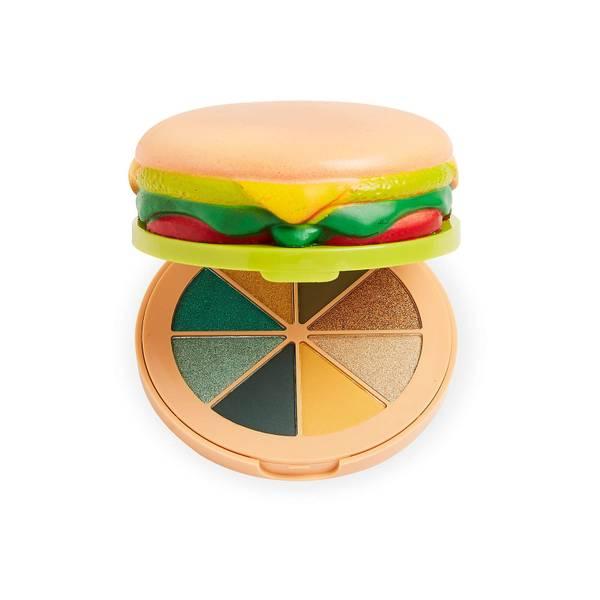 Revolution I Heart Revolution Vegan Burger Palette