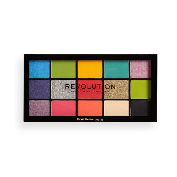 Revolution Reloaded Eyeshadow Palette - Euphoria