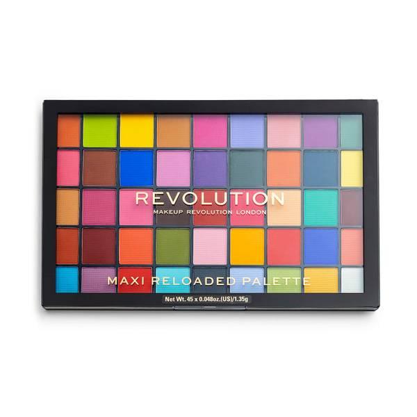 Revolution Maxi Reloaded Palette - Monster Mattes