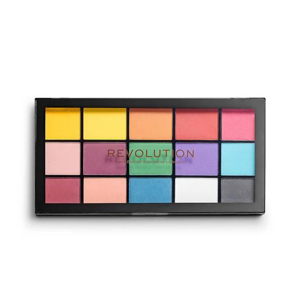 Revolution Reloaded Eye Shadow Palette - Marvellous Mattes