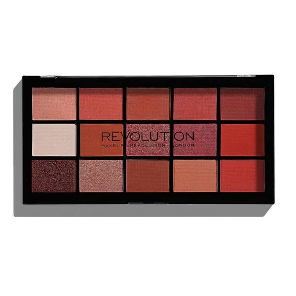 Revolution Reloaded Eye Shadow Palette - Newtrals 2