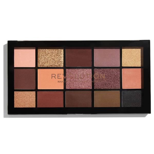 Revolution Reloaded Face Palette - Velvet Rose