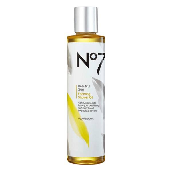 Beautiful Skin Foaming Shower Oil 200ml