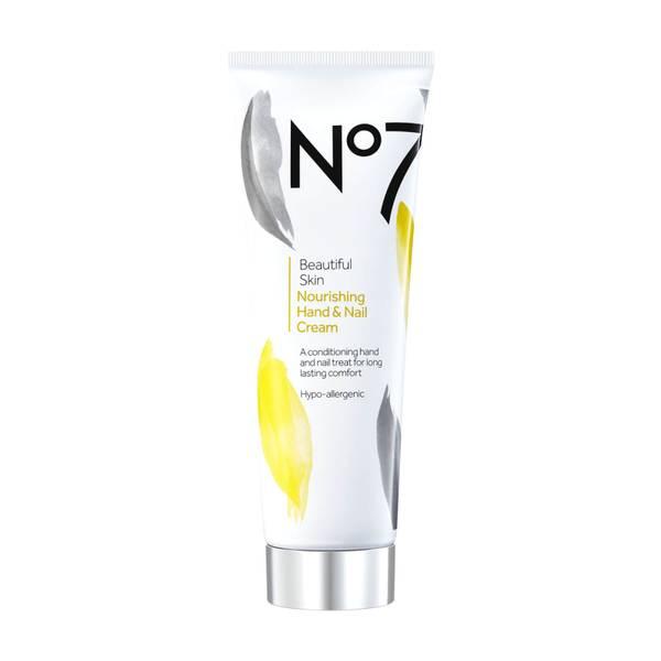 Beautiful Skin Nourishing Hand and Nail Cream 125ml